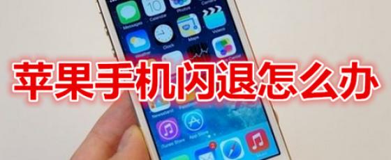 逸富国际苹果APP软件闪退的说明